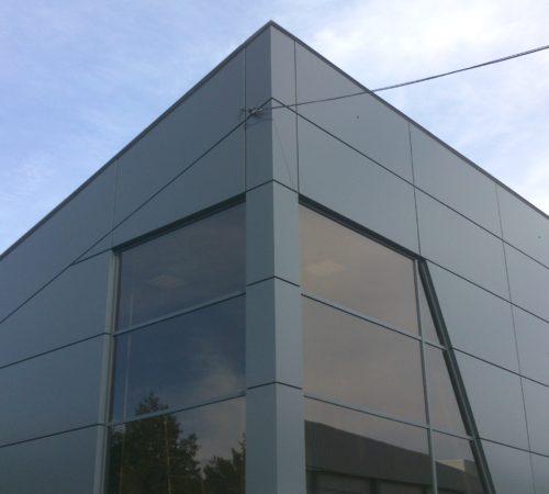 Budynek biurowy firmy FORUM RONDO w Morszkowie