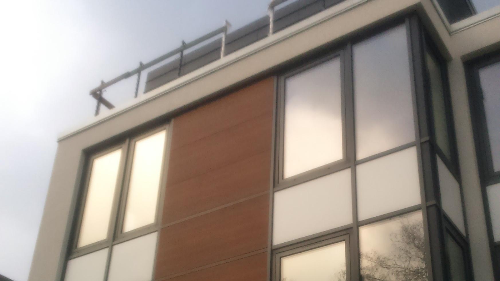 budynek wielorodzinny płyty hpl 1
