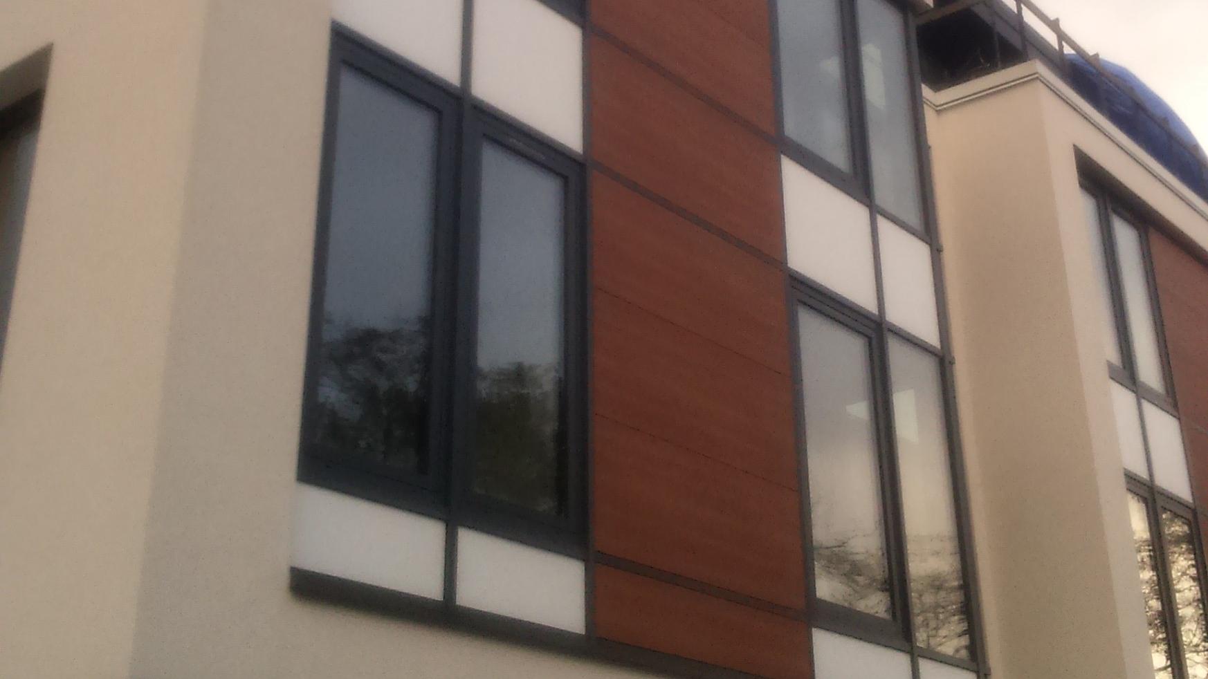 budynek wielorodzinny płyty hpl 2
