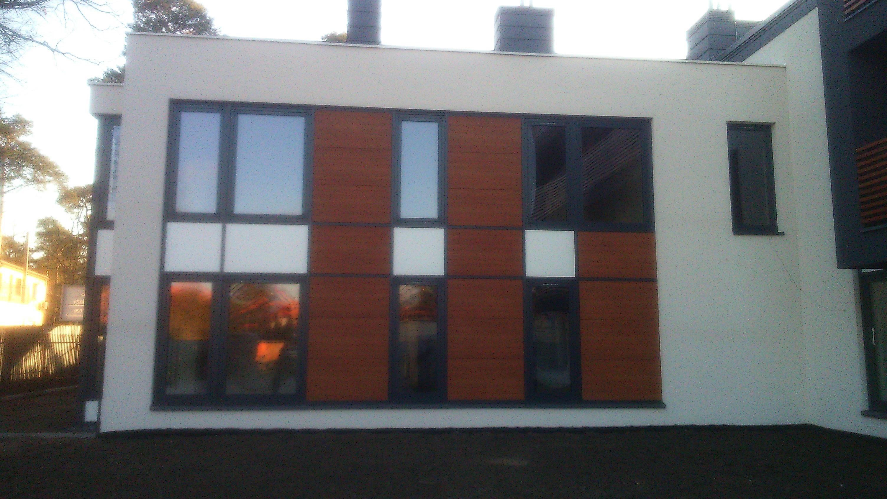 budynek wielorodzinny płyty hpl 6