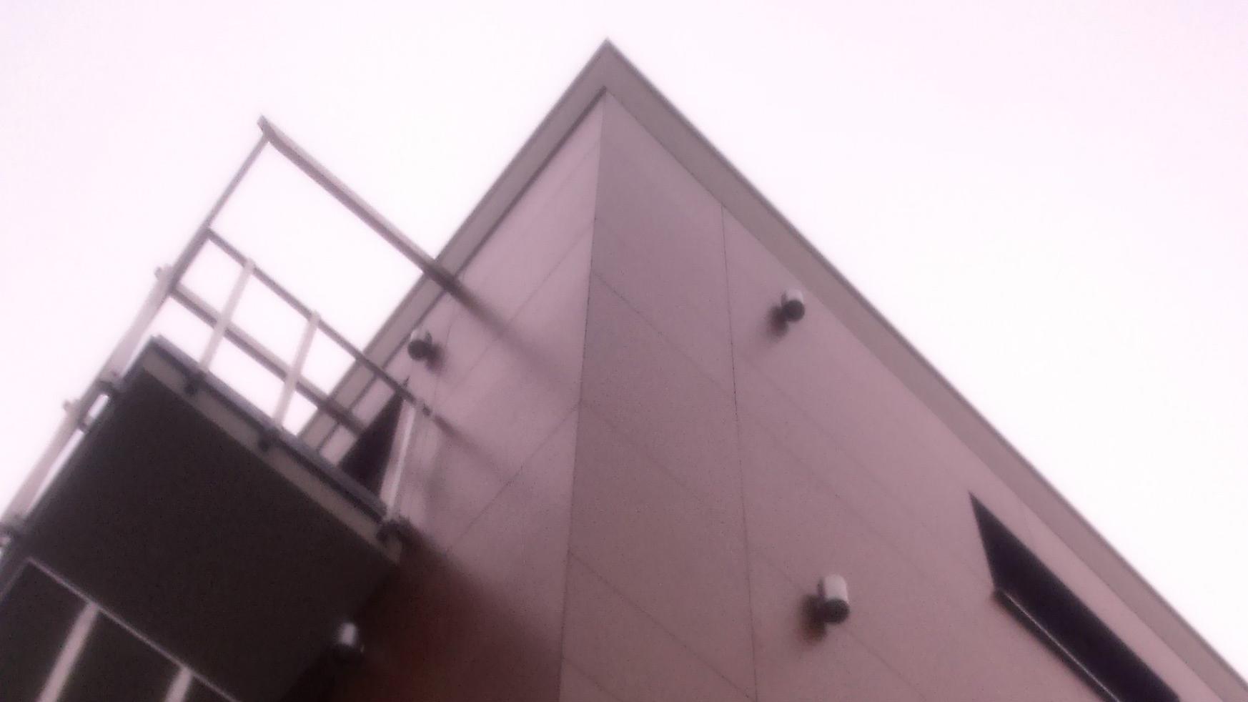 budynek wielorodzinny warszawa płyty hpl 2