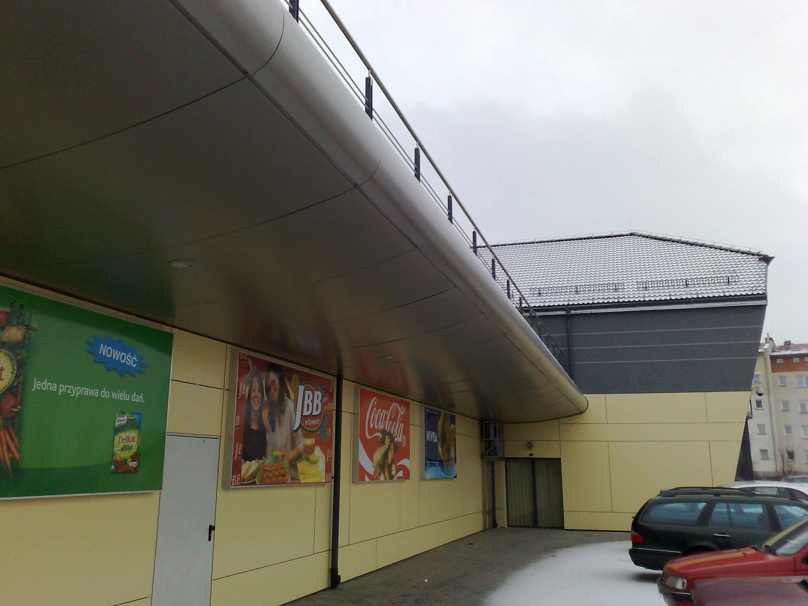 supermarket TOPAZ w Siedlcach 2